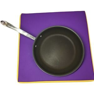All Clad 10 Inch Pan D5 USA Stainless Steel USA